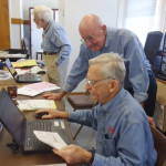 tax helpers at work