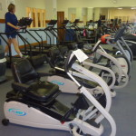 photo of fitness machines